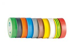 Advance AT7 PVC Tape 15 mm x 10 m