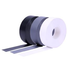 Advance AT7 PVC tape 15 mm x 33 m zwart grijs wit