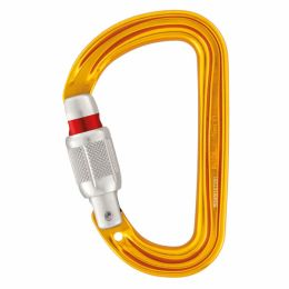 Petzl Sm'D screw-lock karabiner