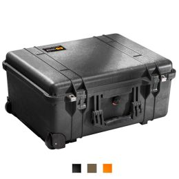 Peli 1560 Trolley Case leeg