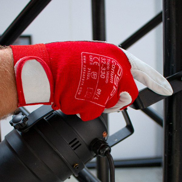 PSP Latex Grip Pro werkhandschoenen
