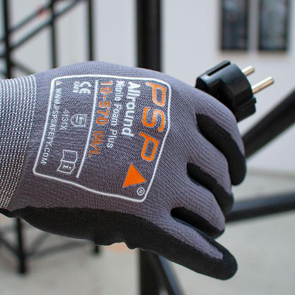 PSP Nitril Foam Plus werkhandschoen