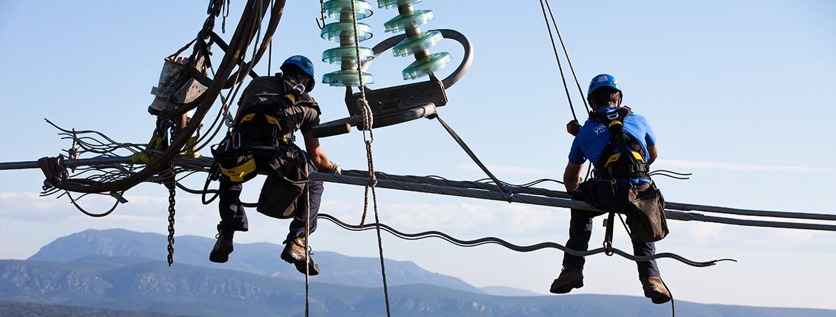 Mastenbouw op hoogte
