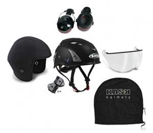 Bekijk de setaanbieding Kask set Helm Compleet.