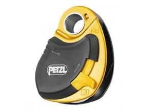 Petzl Pro pulley.