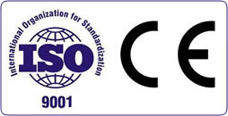 Logo's markering.