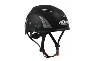 Kask helm Plasma AQ zwart