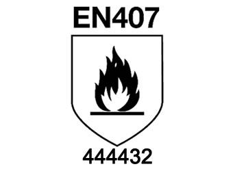 Werkhandschoenen normering thermische risico's