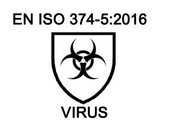 Werkhandschoenen normering risico's virus