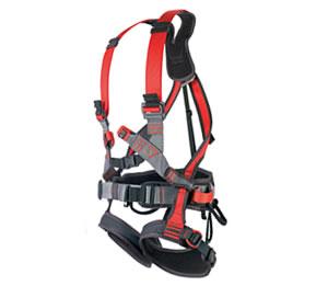 Camp Safety klimgordel voor werkpositionering en valbeveiliging