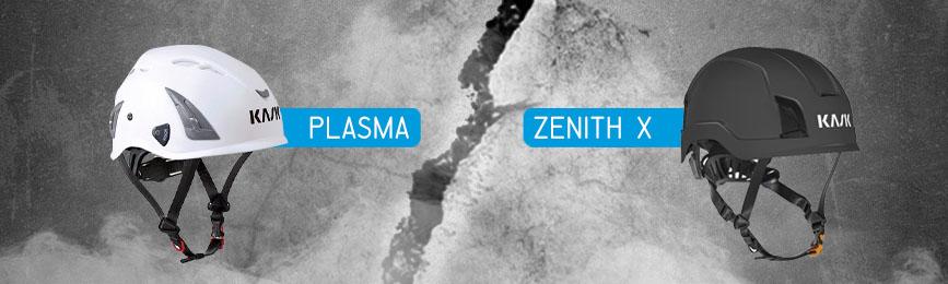 Verschil tussen Kask plasma en Zenith x