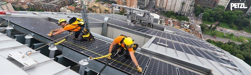 Cursus veilig werken op schuine daken
